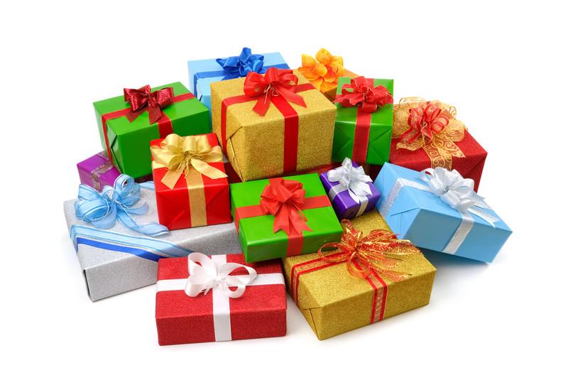 Картинки с подарками много